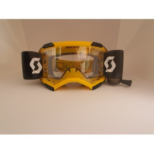 Masque SCOTT FURY WFS jaune...